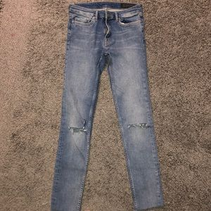 nwot All Saints jeans